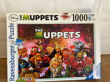 Disney - The Muppets - Ravensburger 1000 piece Premium Jigsaw Puzzle