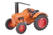 Schuco Allgaier Tractor con barra de corte NARANJA 1:87 Art 452619700