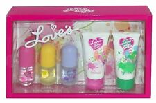 Love Cologne 5-pc soft baby gift set