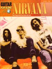 Nirvana Guitar Play-Along Gitarre Noten Tab mit Download Code