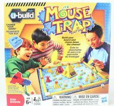 Hasbro U- BUILD MOUSE TRAP BOARD GAME NEW