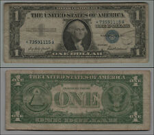 1957  $1 SILVER CERTIFICATE *STAR* REPLACEMENT NOTE L=H297