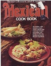 Better Homes and Gardens Mexican Cook Book by Morton, Nancy