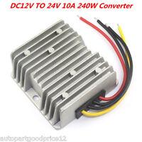 DC 12V Step Up to DC 24V 240W 10A Converter Regulator Car Power Supply Adaptor