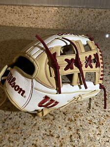 Wilson A2000 RH FP75, Pro Stock Baseball Glove, 11.75, New, NWT