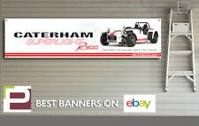 Caterham R500 Superlight Banner, for Garage, Office, Man Cave, Superlight.