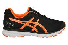 Asics Gel Impression 9 Black / Shocking Orange / Silver Running Shoes Trainers