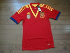 Spain 100% Authentic Player Issue Soccer Jersey 6 2012/13 Home BNWT formotion