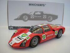 Porsche 906E 906 E BP World Record Runs Monza 1967 1/18 Minichamps 100676100 NEW
