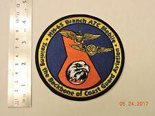 US Coast Guard HH-65 AL Academy ATC Mobile Aviation USCG Military Patch #K46