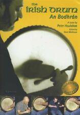 The Irish Drum An Bodhran Music Book Learn How to Play Beginner Tutor Method