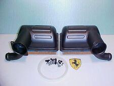Ferrari 430 Engine Air Intake Filter Cleaner Top Housing Box_Pair_191204_191206