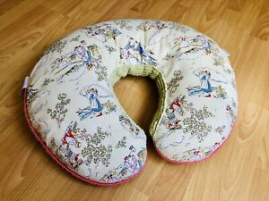 Boppy Original Feeding and Support Pillow Happy Baby Classic Boy&Girl Print