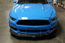 APR Carbon Fiber Wind Splitter w/ Rods for '15-'17 Mustang GT w/ Performance Pkg