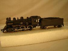 4-4-0  IHC Steam Logging Locomotive - custom weathered - HO scale - lot 22