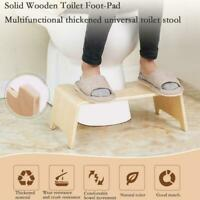Toilet Seat Footstool Household Toilet Stool AntiSkid Heightened Thickened Stool