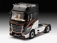 Mercedes Actros MP4 Truck Camion Plastic Kit 1:24 Model REVELL