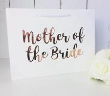 Rose Gold Mother of the Bride Gift Bag