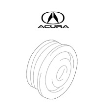 Acura NSX 91-05 Drive Belt Tension Idler Pulley Geniune 38942 PR7 A00