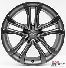 4 Audi A8 S8 4E D3 20 Inch Alloy Wheels 9x20 ET37 Original Audi Rims Tm