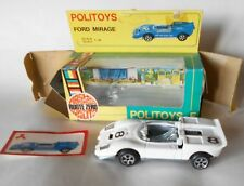 Ford Mirage Politoys 1/43 Diecast Model #E15 Mint condition In Box Made In Italy