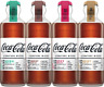 New Coca Cola Signature Mixers Full Sealed Glass Bottles Limited Edition 200ml