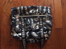 New HARAJUKU LOVERS Girls Black  Medium Bag