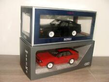 Norev Audi Tradition 1:18 Audi Sport Quattro1985 Set rot & schwarz OVP no Rallye