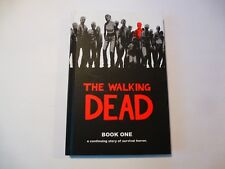 The Walking Dead Book One by Robert Kirkman and Tony Moore (2010, Hardcover)