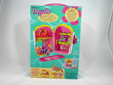 BNIB PONYVILLE POPCORN MOVIE THEATER