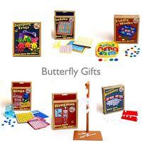 Traditional Games Sudoku Tiddly Winks Hangman Rummy Jumping Frogs Bingo Game etc