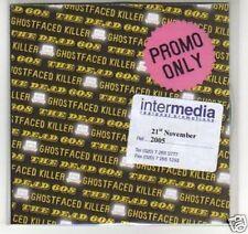 (F923) The Dead 60s, Ghostfaced Killer - DJ CD