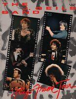 J GEILSBAND 1982 FREEZE FRAME TOUR CONCERT PROGRAM BOOK / PETER WOLF / VG 2 NM