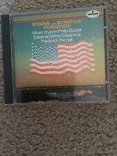 Stars And Stripes Forever CD Music Of John Philip Souza Used