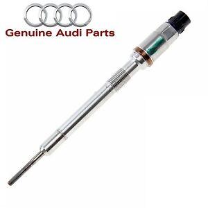 For Audi Volkswagen Diesel Glow Plug w/ Pressure Sensor Genuine 03L 905 061 F