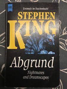 Abgrund von Stephen King (1995, Taschenbuch)