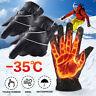 Beheizte Handschuhe Motorrad Winter-Warme Elektrische Heizhandschuhe Wasserdicht
