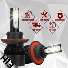 2-sides 1700W 255000LM H13 9008 LED Headlight Lamp Bulbs Kit High/low beam 6000k