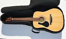 FANTASTIC ALVAREZ RD20SL SIX STRING ACOUSTIC GUITAR WITH BAG