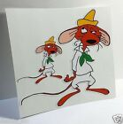 Slowpoke Rodriguez Vintage Style DECAL, Vinyl STICKER, rat rod, racing