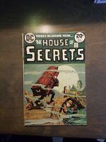 HOUSE OF SECRETS 113 VG-FINE DC 1973