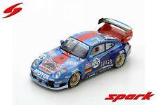 SPARK LM S5513 Porsche 911 GT2 Evo #55 24h Le Mans 1996 Jarier Pareja 1/43