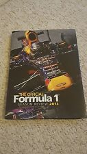 VERY RARE - Formula 1 F1 book - SEASON REVIEW 2013 HBk with DJk MUCH SOUGHT AFTE