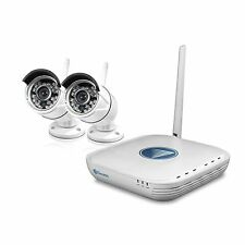 New Swann SWNVK-460KH2-US Wi-Fi Monitoring System w 2 x 720p Cameras