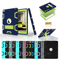 """Case Heavy Duty Shockproof Rubber Cover For iPad Pro 9.7"""" 5th/6th 2018 2017 Air2"""