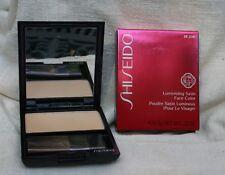Shiseido Luminizing Satin Face Colour Shade BE206 Soft Beam Gold