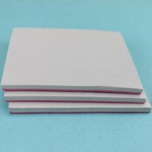 5PCS 100x100X5mm 1.97 inch Thermal Silicon Pad For Laptop IC Card Heatsink
