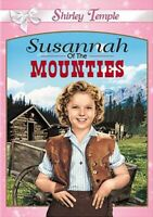 Susannah of the Mounties (Shirley Temple) New DVD