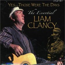 Liam Clancy - The Essential ''Yes Those Were The Days'' 2CD  The Dutchman