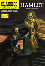 Hamlet (Classics Illustrated) by William Shakespeare.